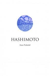 Anna Nederdal: Hashimoto (omslag)